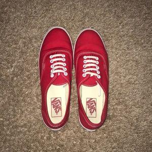 EUC Vans Sneakers